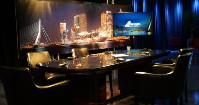 PERSBERICHT Studio Schouwburgplein: de nieuwe TV-studio in hartje Rotterdam